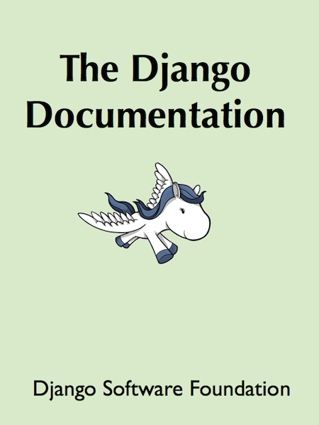 Django doc in formato ePub
